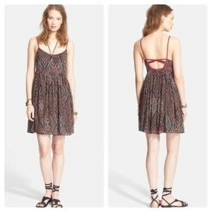 Free People Periscope In the sky Baby Doll dress